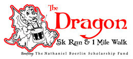 The Dragon 5K Run and 1 Mile Walk